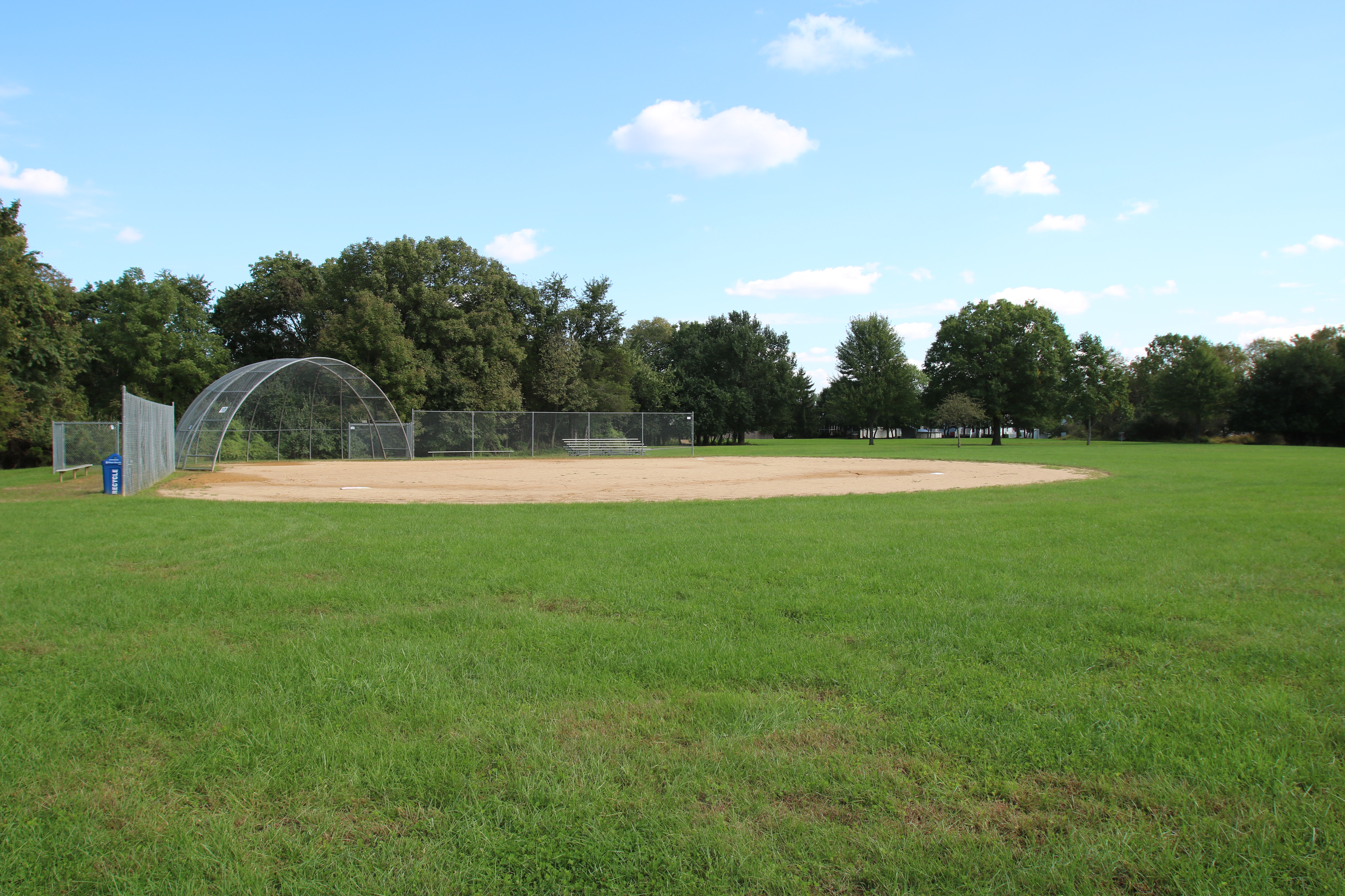 Baseball/softball field in Branchburg, NJ